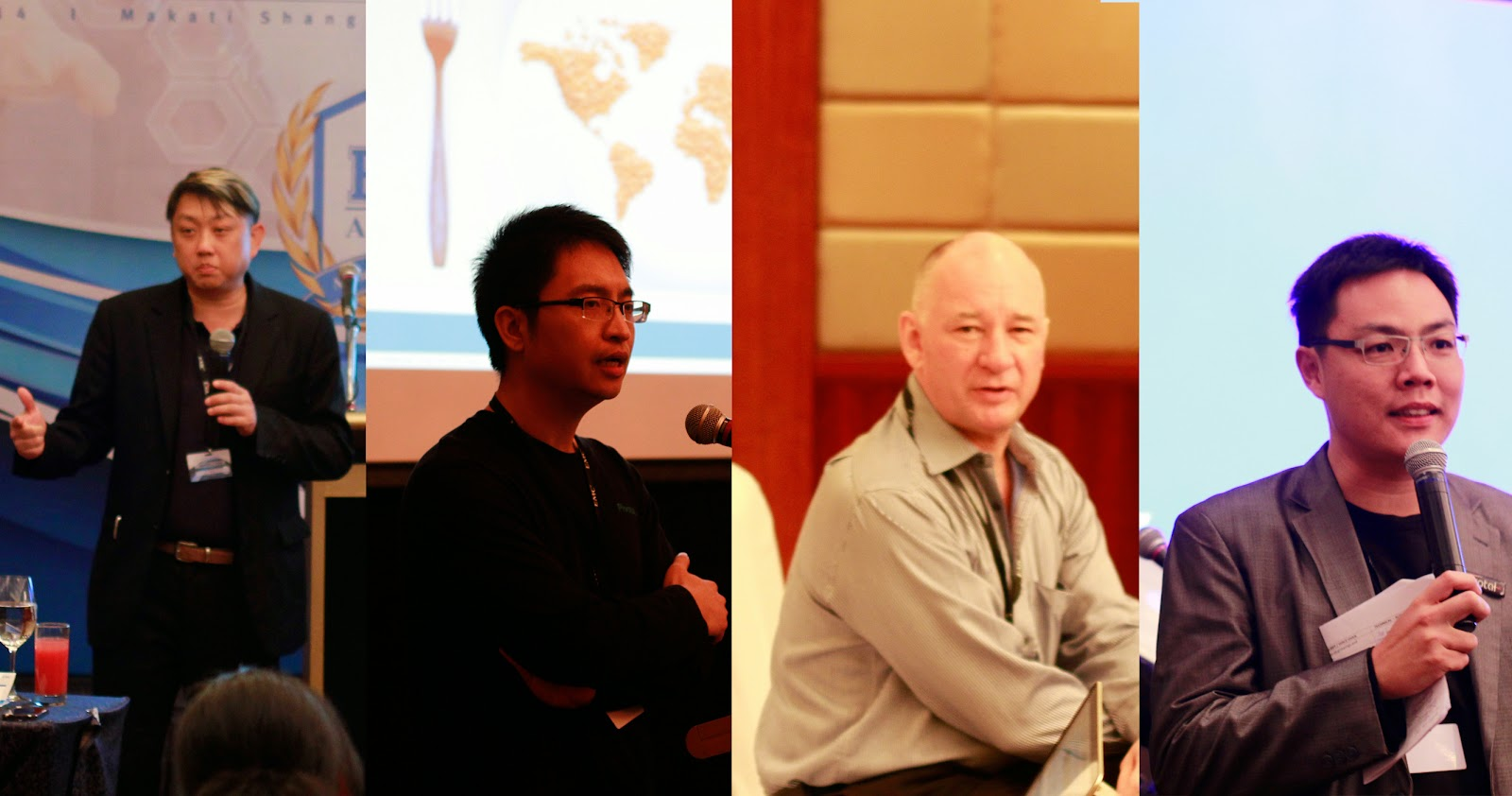 EMC-Pivotal Application Development Class Speakers