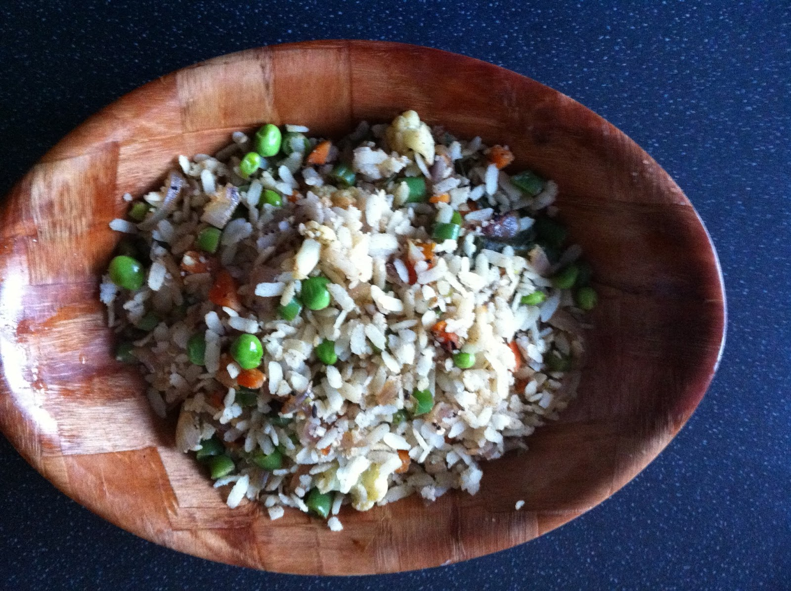 Vegetable Poha | Easy Breakfast recipe