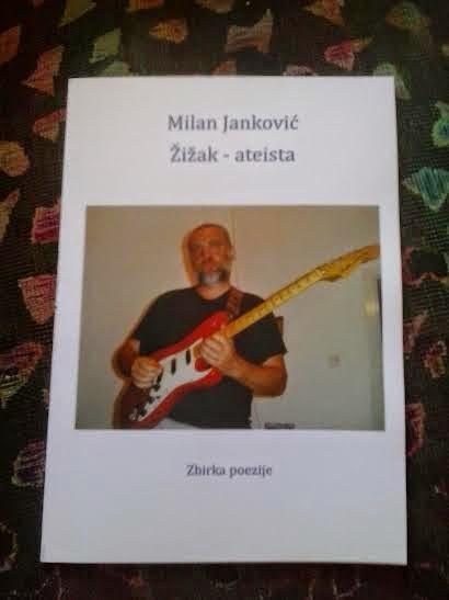 Nova zbirka poezije Milana Jankovića