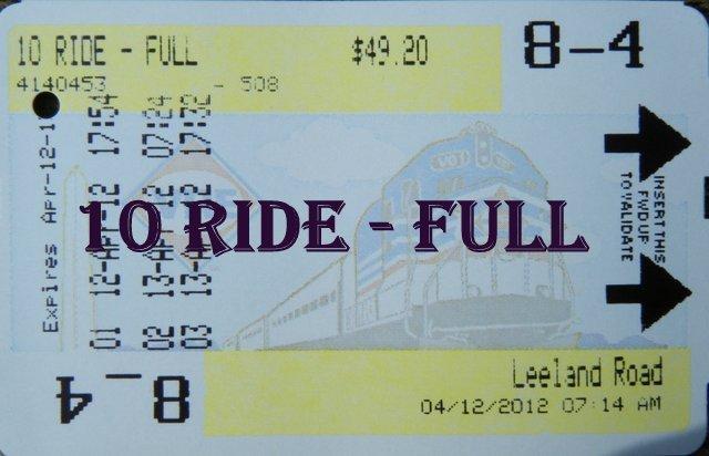 10 Ride - Full