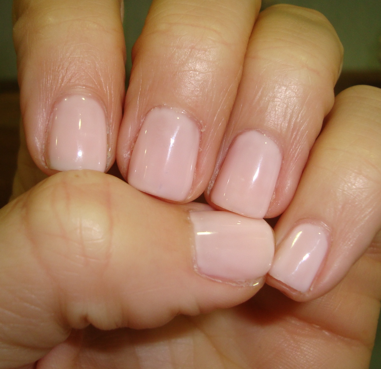 ACRYLIC NAILS: Shellac Nails