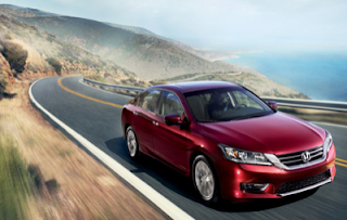 2013 Honda Accord alabaster red