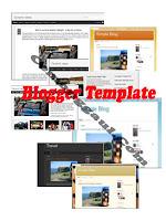 template blogger buatan sendiri