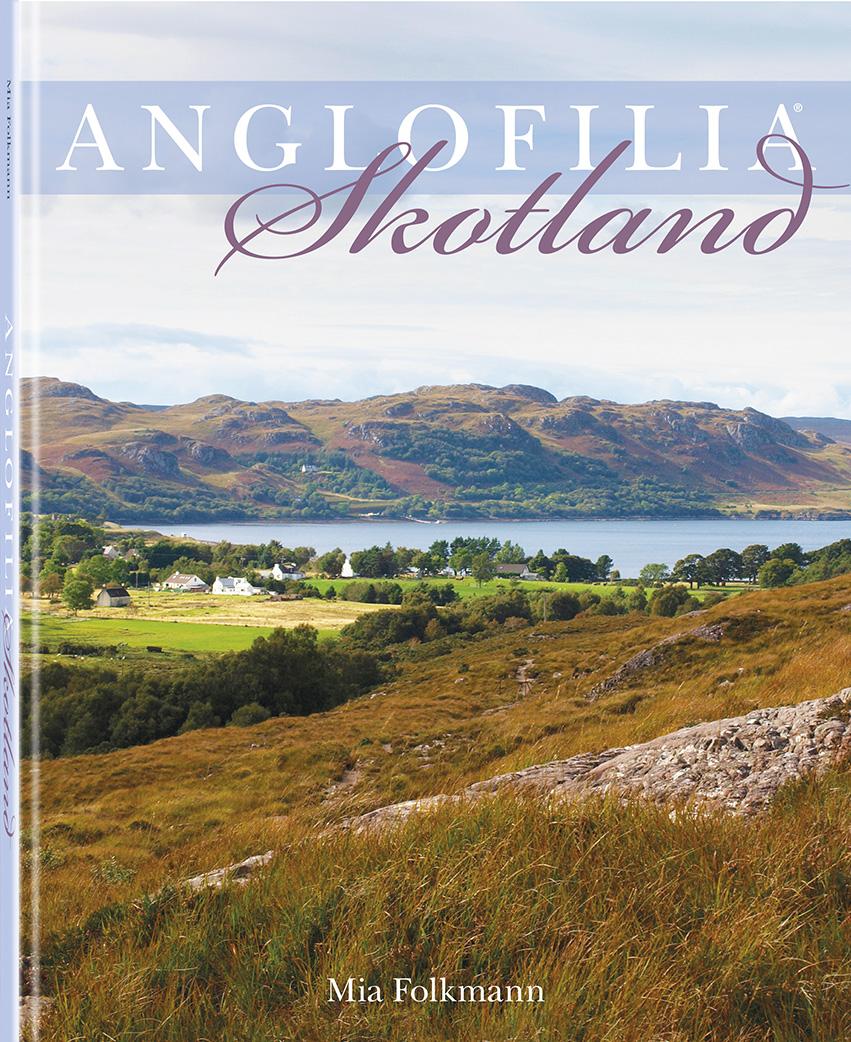 Min bog om Skotland