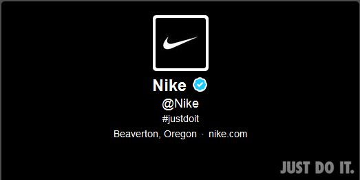 Best Cool Twitter Headers Nike footwear design corporation
