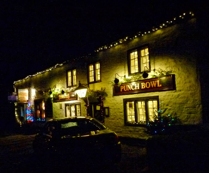The Punch Bowl, Burton in Lonsdale, North Yorkshire