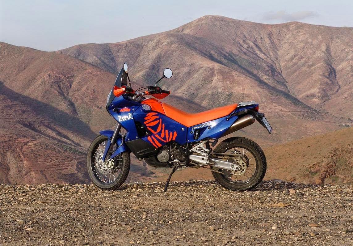 KTM 950 Adventure Motorcycels Price