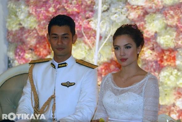 Gambar persandingan Farid Kamil dan Diana Danielle (9 Photo)