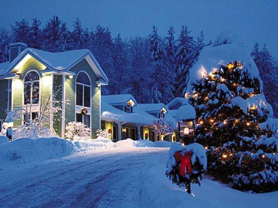 Christmas Decorations In Vermont : Gone coastal a non town longing for some