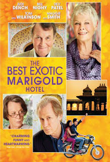 Película Gay: El exótico Hotel Marigold