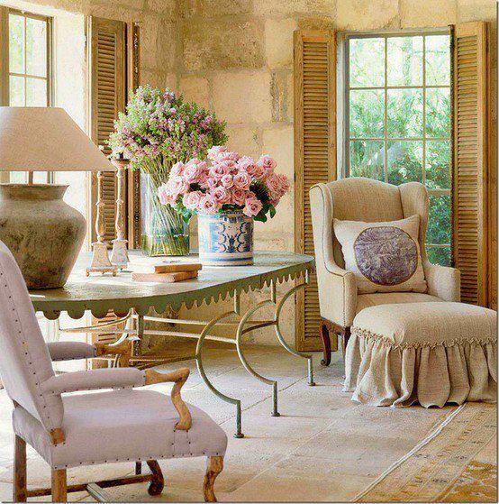 Decoracao De Sala Romantica ~ Uma maravilha quando se pode combinar decoração com paisagem!