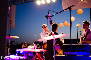 trevor christensen rooftop concert series abbey road show