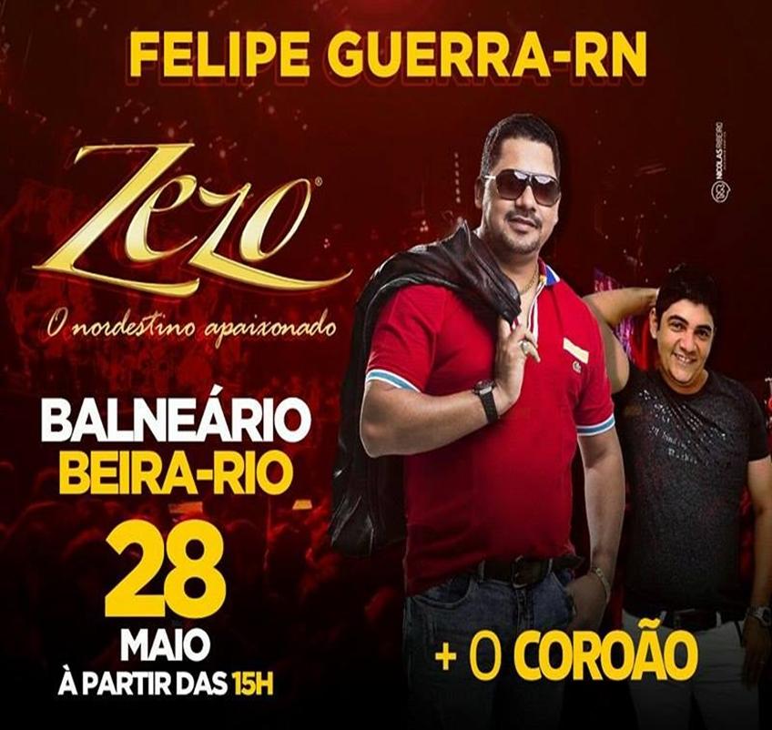 ZEZO EM FELIPE GUERRA