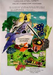 Affiche pour l'atelier enfant