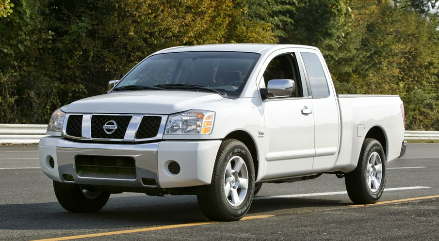 2006 Nissan Titan King Cab