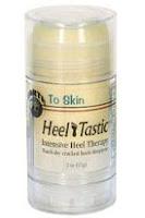 Heel Tastic cream