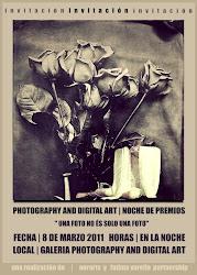 """Convocatoria """"Una Foto no es sola una foto"""""""