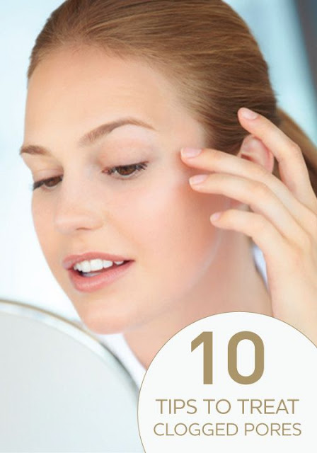 Banish Clogged Pores For Good With These 10 Tips