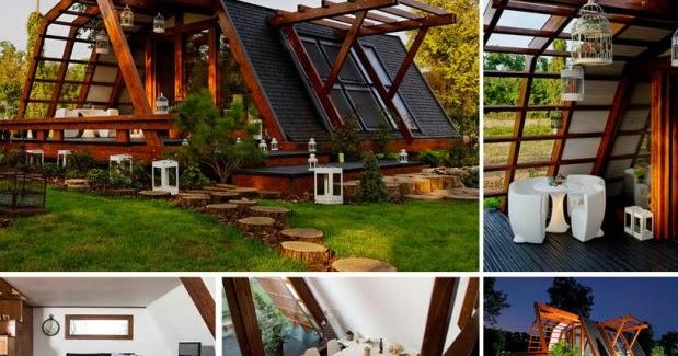 Casas ecol gicas y prefabricadas del tipo eco hause for Casa prefabricadas ecologicas