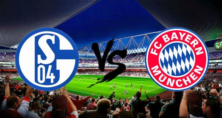 Prediksi Bola Schalke 04 vs Bayern Munchen 30 Agustus 2014