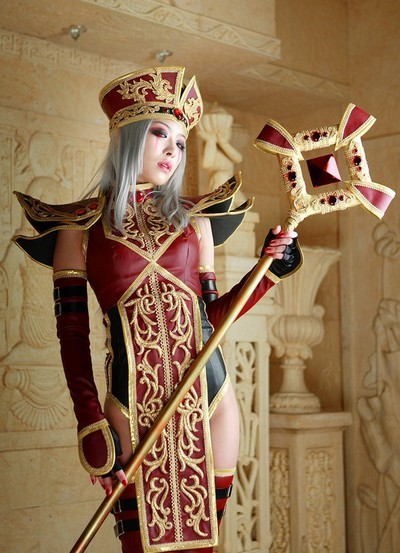 Word of Warcraft Cosplay