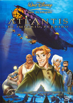 Ver Película Atlantis: El imperio perdido Online Gratis (2001)