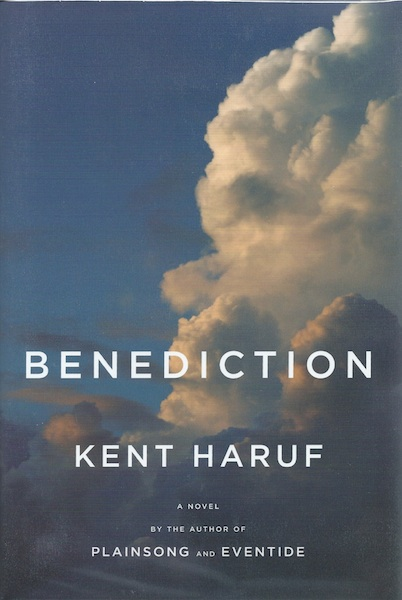 book review benediction by kent haruf