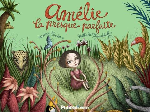 """"""" Amélie la presque parfaite"""", vient de paraître aux éditions ptitinédi"""