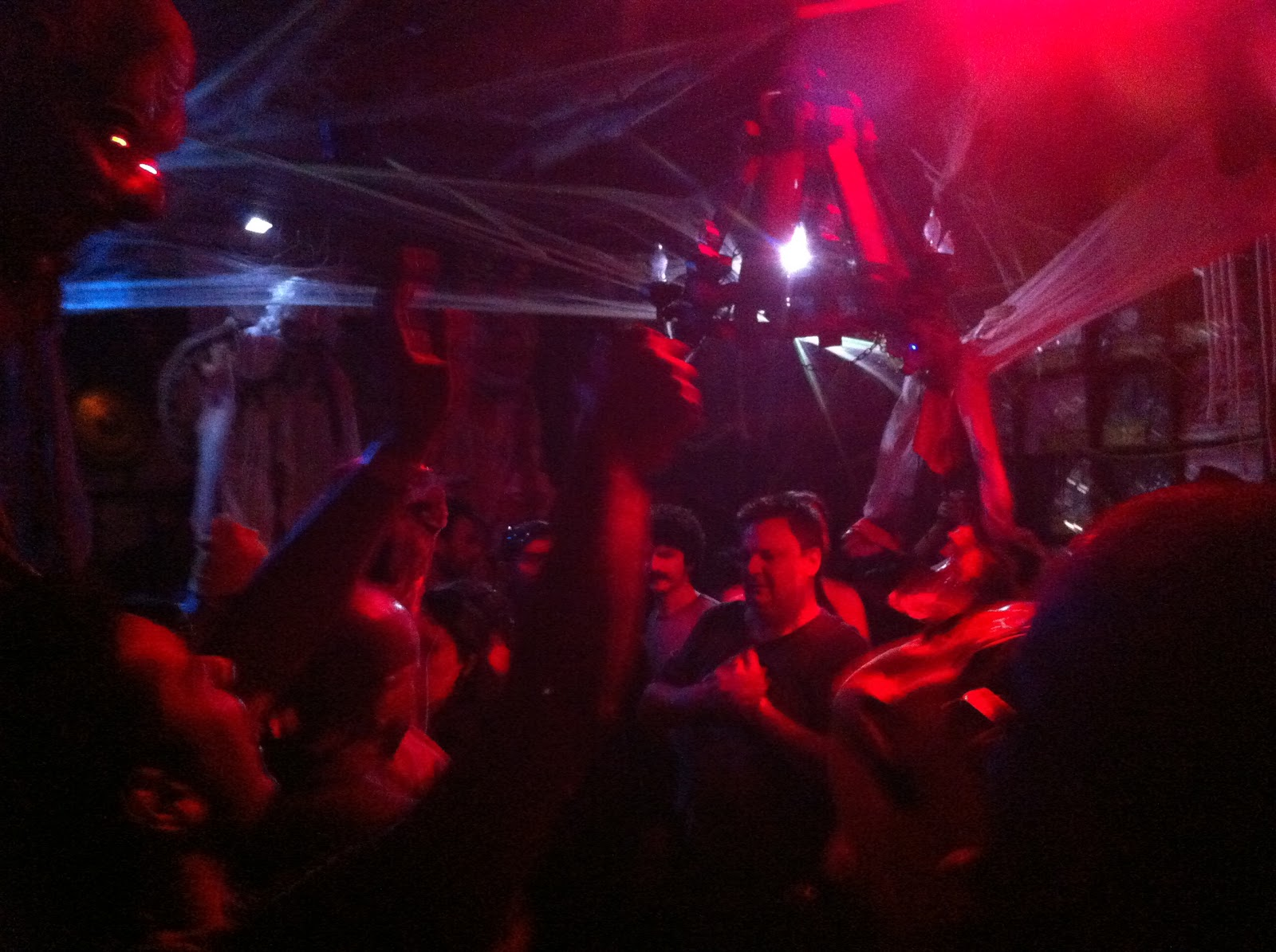 Dope jams halloween ball review fluxes for Classic house grooves dope jams nyc