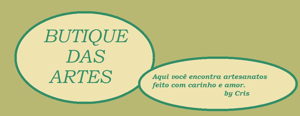 BUTIQUE DAS ARTES
