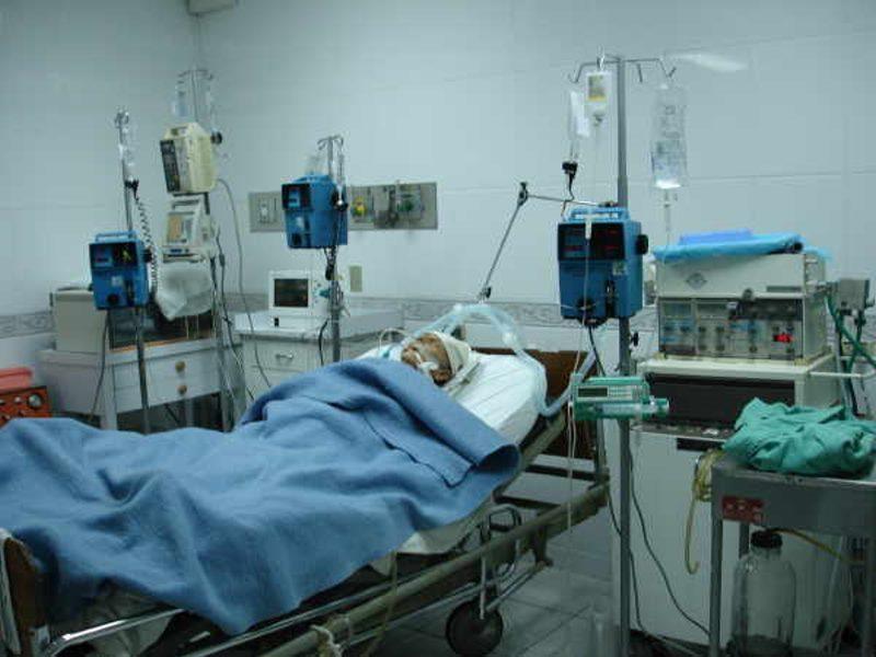 ... no?. Criterios de admisión a una unidad de cuidados intensivos