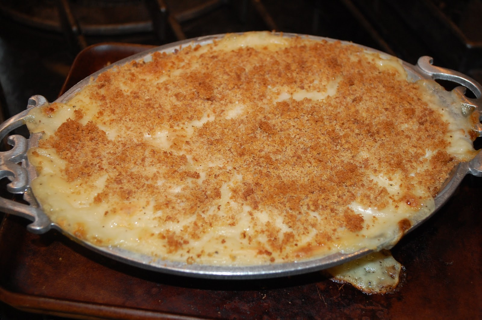 Eating From The Homestead: Turnip Au Gratin