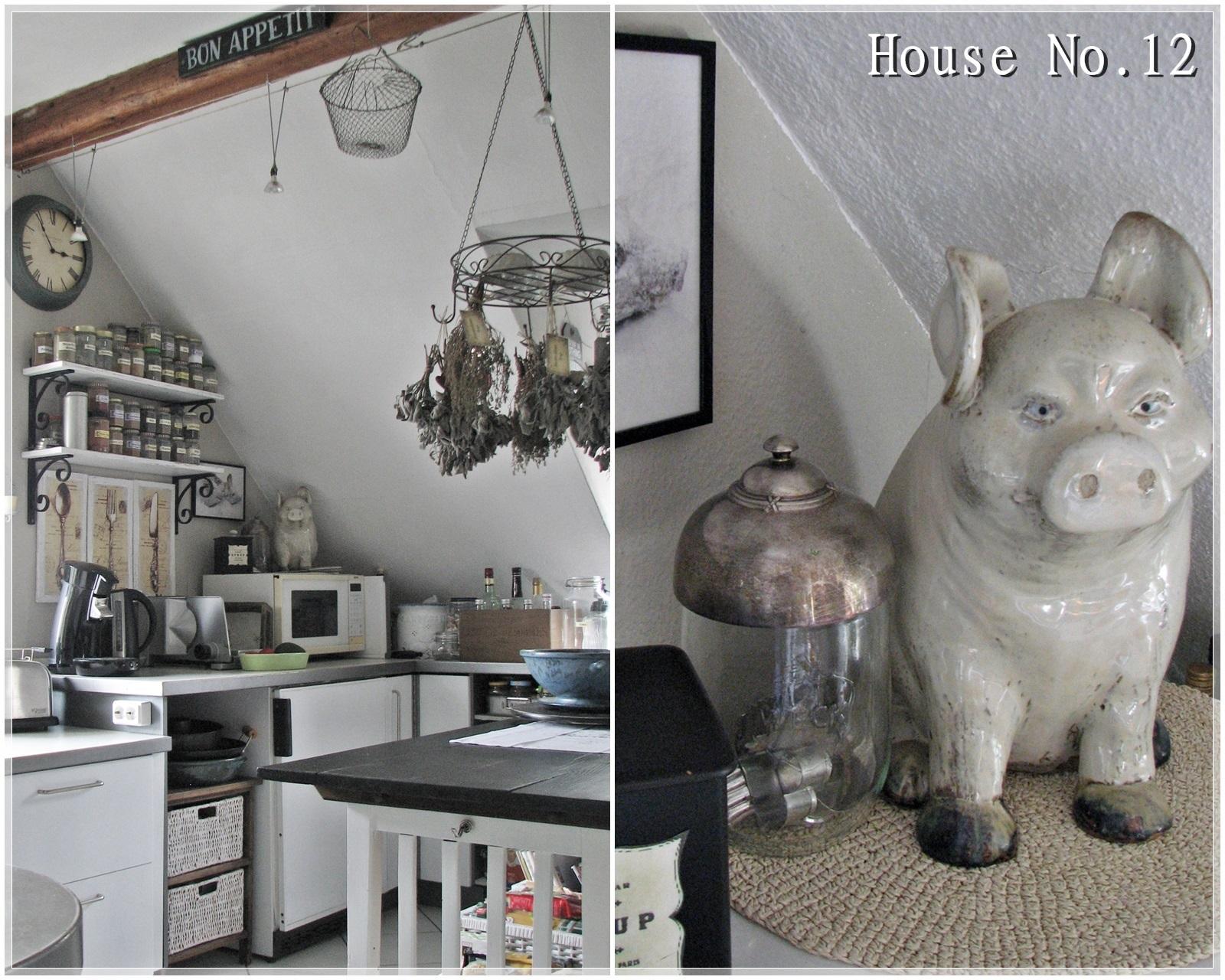 House No 12 Ich hab es an neue Küchenfronten