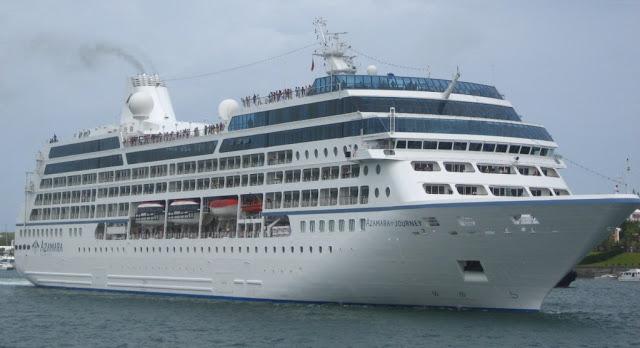 Ιδού τα χειρότερα! Κρουαζιερόπλοιο με 1000 τουρίστες, άλλαξε πορεία αποφεύγοντας την Μυτιλήνη λόγων λαθρομεταναστών