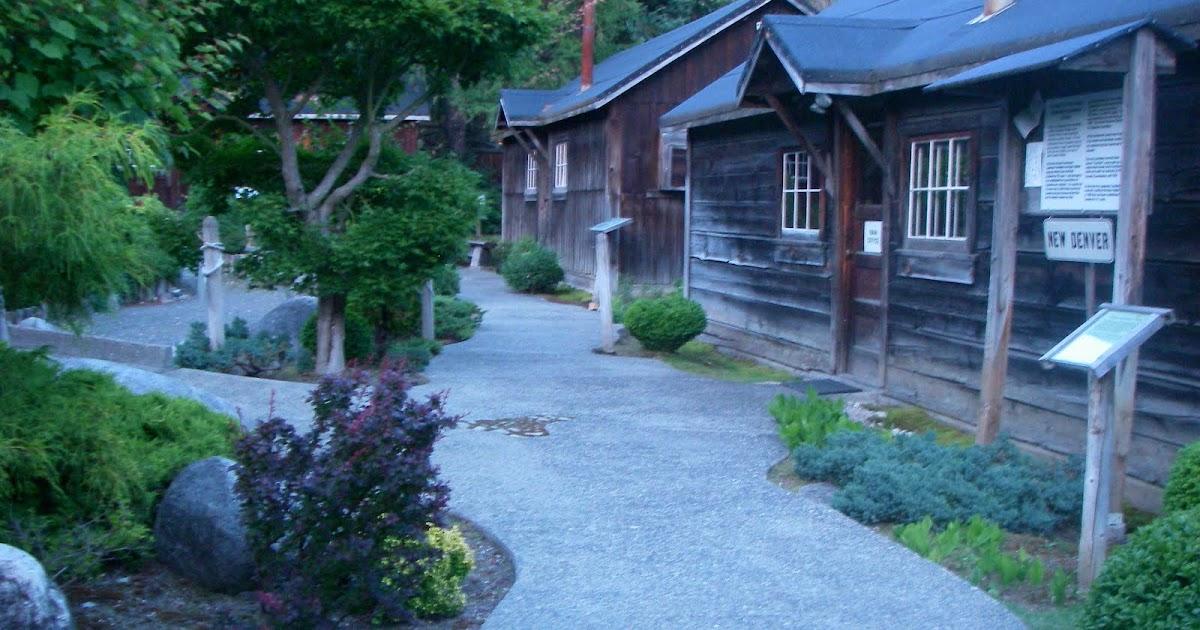 New Denver British Columbia Nikkei Internment Memorial Center