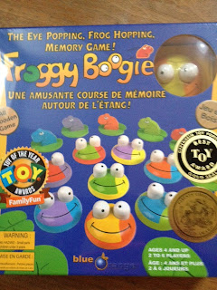 Froggy Boogie - A Fun Game for Children