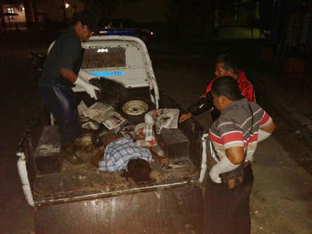 Kecelakaan Maut Truk Tabrak Motor Kelamin Korban Hancur dan Tewas