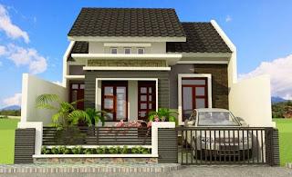 Desain Rumah Cantik Minimalis
