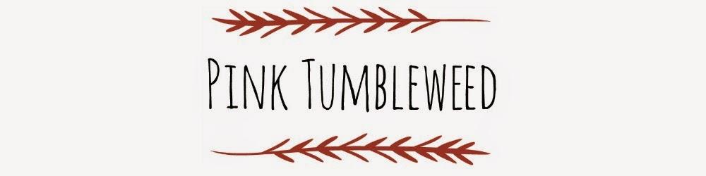 Pink Tumbleweed