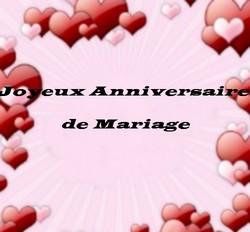 Voeux Anniversaire De Mariage 123 Sms Amour