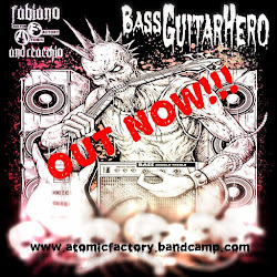 Fabiano Andreacchio And The Atomic Factory - Bass Guitar Hero