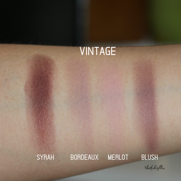 pantone 2016 makeup, youngblood pressed mineral eyeshadow quad, review, swatch