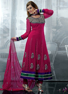 You Feature Life Style: 2013 Anarkali Dresses Designs l Indian Latest