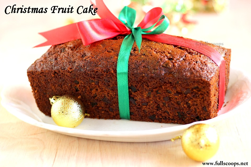Boiled Christmas Cake Nz