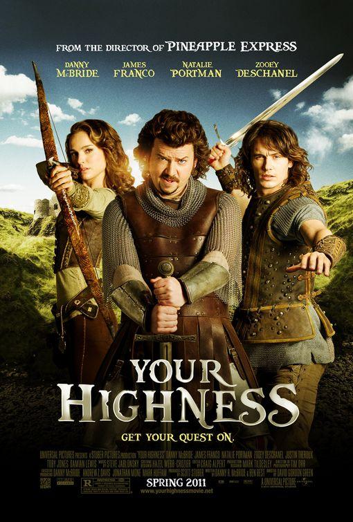 Wasza Wysokość / Your Highness [2011]