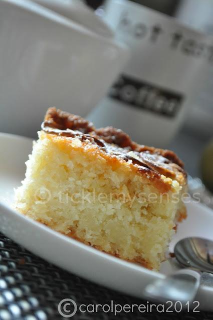 Apple Tea Cake Taste