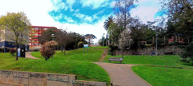 Parque Las Carolinas en Santander