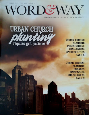 Urban Church Planting