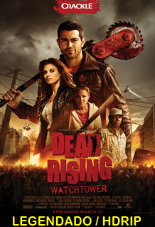 Assistir Dead Rising Watchtower Online