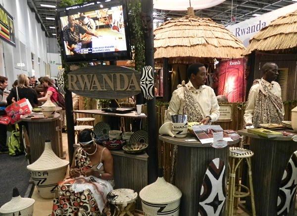 Atrakcje turystyczne Rwandy